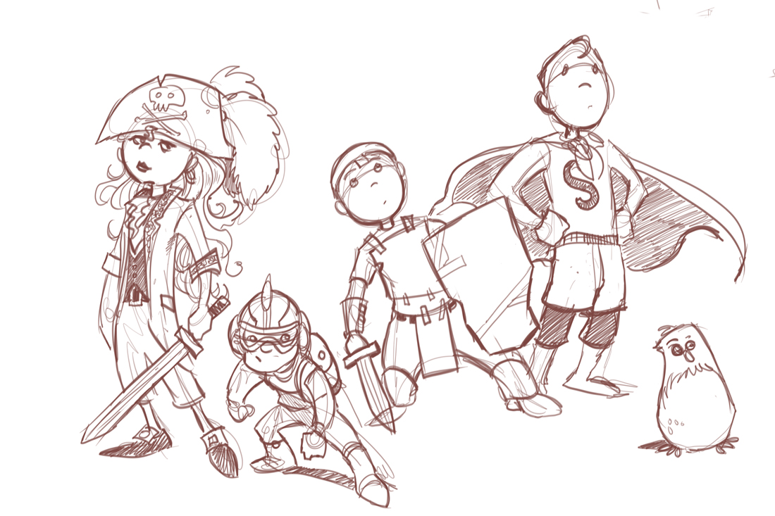 kids - Sketches For Kids