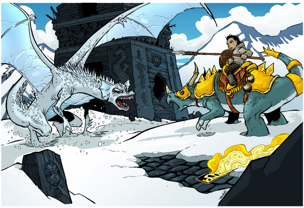 Battle in the Snow